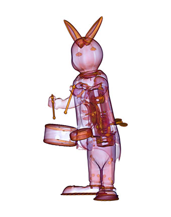 Wind-Up Bunny